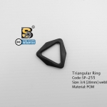 สามเหลี่ยม 6 หุน / Tri-Ring (3/4) (แข็ง)