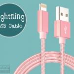 สายชาร์จ iPhone 5,6,7 (Lightning)