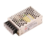 Switching Power Supply 25W 12V 2.1A (MEAN WELL RS-25-12)