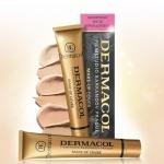 Dermacol Make-up Cover ครีมรองพื้นปกปิดคุณภาพสูง มาตรฐานยุโรป (EU)