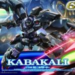 HG 1/144 Kabakali