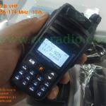วิทยุสื่อสาร IC-V4G แรง 12 วัตต์ VHF 136-174 MHz.
