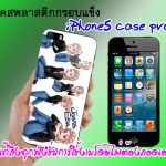 ๋Jeans Elsa iPhone5 case pvc