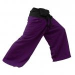 กางเกงเลย์ 2 TONE ผ้า COTTON ไม่ร้อน ไม่หนาว ส่วมใส่สบาย มีสไตล์ By ชาวเลย์ !! SIZE >> !!!++ FREE SIZE ++!!!
