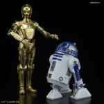 1/12 C-3PO & R2-D2 [STAR WARS: THE LAST JEDI]