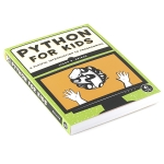 หนังสือ Python for Kids: A Playful Introduction to Programming (344 หน้า)