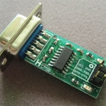 MAX232 RS232 To TTL Converter