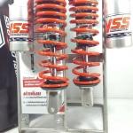 (PCX) โช้คอัพหลังคู่ YSS รุ่น G-Plus สำหรับ Honda PCX ตัวสั้น ยาว 280 มม.