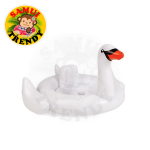 Baby White Swan
