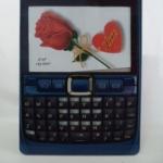 กรอบรูปโนเกีย สีน้ำเงิน ขนาด 17*24 ซม. รหัส 0975