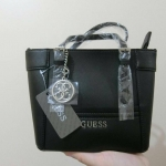 GUESS SAFFIANO MINI CROSS BODY BAG (รหัสG01)