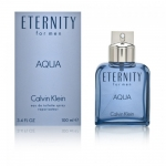 Calvin Klein ETERNITY for men AQUA eau de toilette spray vaporisateur ( ขนาด 100 ml.)