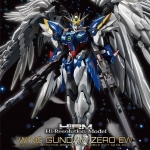 Hi-Resolution Model : 1/100 Wing Gundam Zero EW