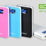 Power Bank GOLF LCD 15600 mAh ลดเหลือ 495 บาท ปกติ 1,560 บาท