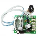 PWM DC-Motor Speed Controller 6V 12V 24V Stepless Switch 10A (20A peak)