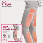 Mymi Wonder Patch แผ่นแปะสลายไขมัน น่อง ขา