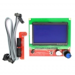 3D Printer Smart Controller RAMPS 1.4 with LCD 12864 Control Panel (Blue Screen)