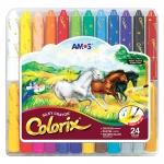 Amos Crayon 24