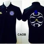 เสื้อโปโล เชลซี ปี 2015 สีน้ำเงิน CAOB