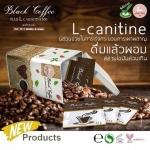 Coffee Mix Plus L-Carnitine 500 แบล็คคอฟฟี่ กาแฟดำลดน้ำหนัก