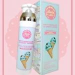 Baby Kiss Mint Chocolate CC Body Lotion - SPF 45 PA+++ 140ml.