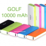 แบตสำรอง Power Bank GOLF 10000 mAh Tiger 27