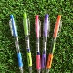 ปากกาน้ำเงิน quantum hitz 0.7มม (ขายส่ง 160 บาท/กระป๋อง 50 ด้าม)