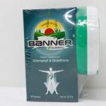 BANNER Chlorophyll And Glutathione 30 แคปซูล เพื่อผิวขาวใส และช่วยล้างพิษในร่างกาย