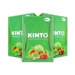 Kinto คินโตะ ผลิตภัณฑ์เสริมอาหารดีท็อกซ์ แค่เปิดปาก สุขภาพเปลี่ยน
