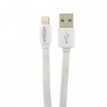สายชาร์จ&ซิ้งค์ สำหรับ ไอโฟนPowermax USB รุ่น U-10 สีขาว