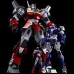 "[SEN-TI-NEL] METAMOR-FORCE ""BARI""ATION Machine Robo: Revenge of Cronos Baikanfu"