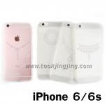 เคส iPhone 6/6s ซิลิโคนใส JZZS Jelwelly ลดเหลือ 35 บาท ปกติ 250 บาท