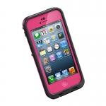 เคสกันน้ำ Life Proof เคสไอโฟนSE เคสไอโฟน5/5S สีชมพู