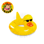 Giant Rubber Duckie