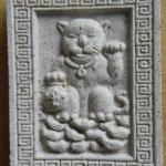แมวกวักทรัพย์ ผสมลูกกรอกแมว หลวงปู่คำบุ คุตฺตจิตฺโต จ.อุบลฯ ออกที่ประเทศมาเลฯ