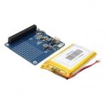 RPi UPS HAT + Free 2500mAh Lithium Battery