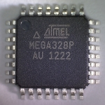 Atmel ATmega328P-AU (Surface-Mount)