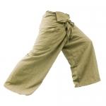 กางเกงเลย์โทนเดียว ผ้า COTTON สไตล์ ชาวเลย์ เก๋! เท่! ใส่สบาย! ไม่ต้องอายใคร !!!++ FREE SIZE ++!!!