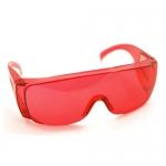 แว่นตากันน้ำ สีแดง ส่ง 45 ขาย 99
