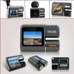 กล้องติดรถยนต์ 340 องศา กล้องหมุนได้