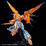 HGBF 1/144 [Gundam Base Limited] Scramble Gundam [Plavsky Particle Clear ver.]