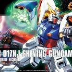 HGFC 1/144 Shinning Gundam