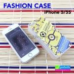 เคส iPhone 5/5s FASHION CASE ลายการ์ตูน ลดเหลือ 39 บาท ปกติ 200 บาท