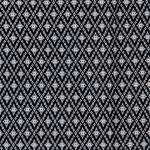 ผ้าลายไทย LT0006_bw ขาวดำ