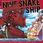 Grand Ship Collection : Nine Snake Pirate Ship