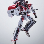 DX Chogokin VF-31C Siegfried (Mirage Farina Jenius Custom)