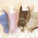 ถุงเท้ากระต่ายน้อยปีเตอร์ข้อสั้นเนื้อผ้านิ่มสบาย [ขนาดเท้า35-38]