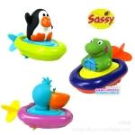ของเล่นในน้ำ เรือดึง Sassy (Sassy Pull & Go Boat)