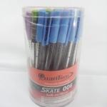 ปากกาสเก็ต 006 น้ำเงิน (ขายส่งกระป๋อง 50 ด้าม)