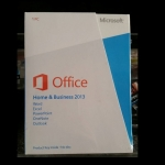 Microsoft Office Home and Business 2013 1User (FPP)